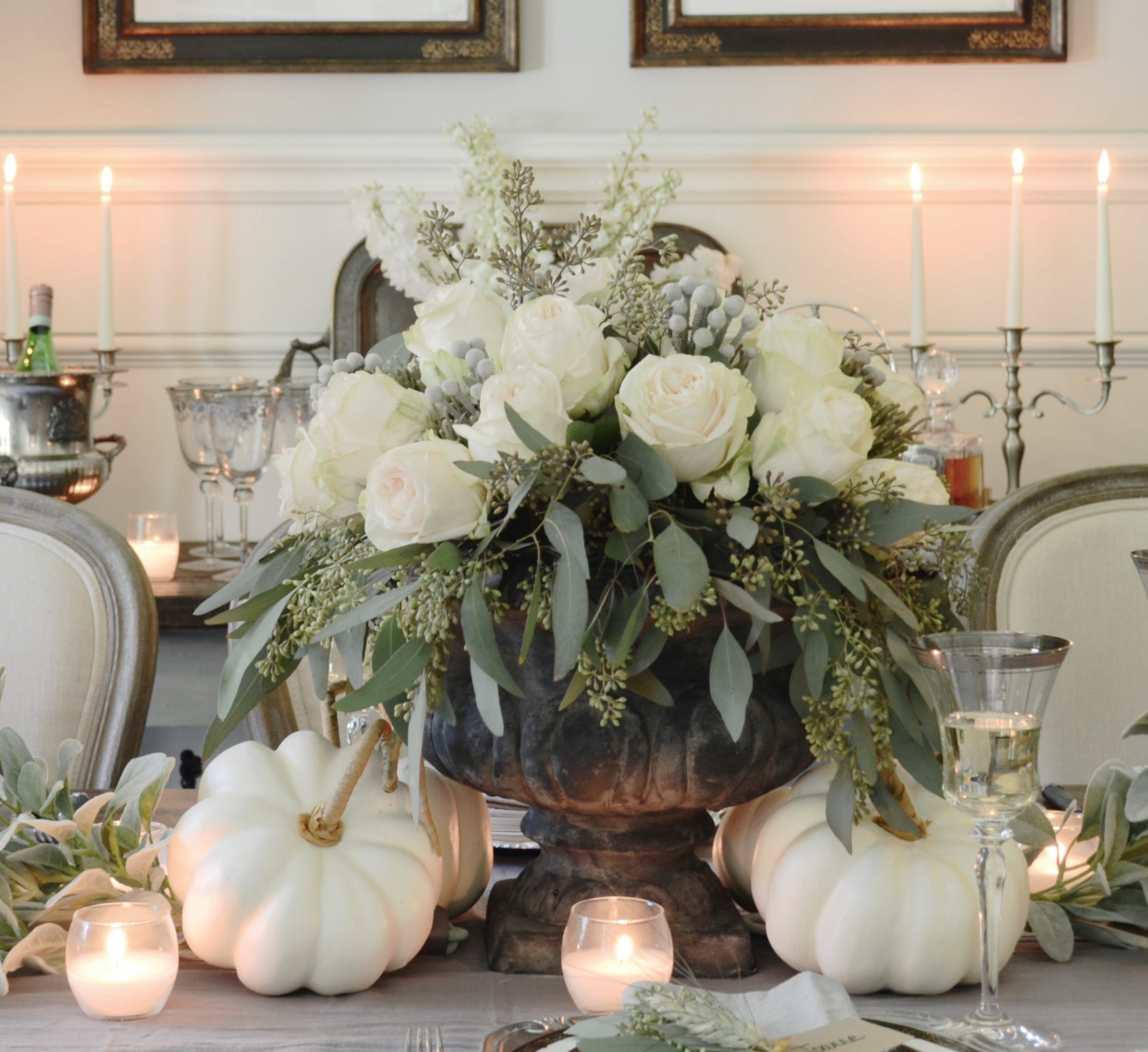 How To Make This Fall Centerpiece In 3 Easy Steps Sanctuary Home Decor