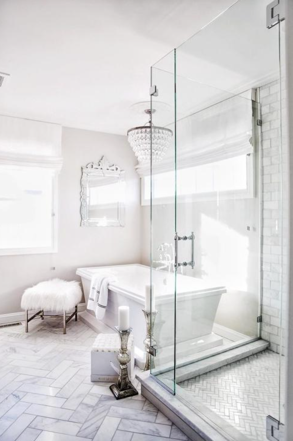 House Beautiful Bathrooms: The 15 Most Beautiful Bathrooms On Pinterest