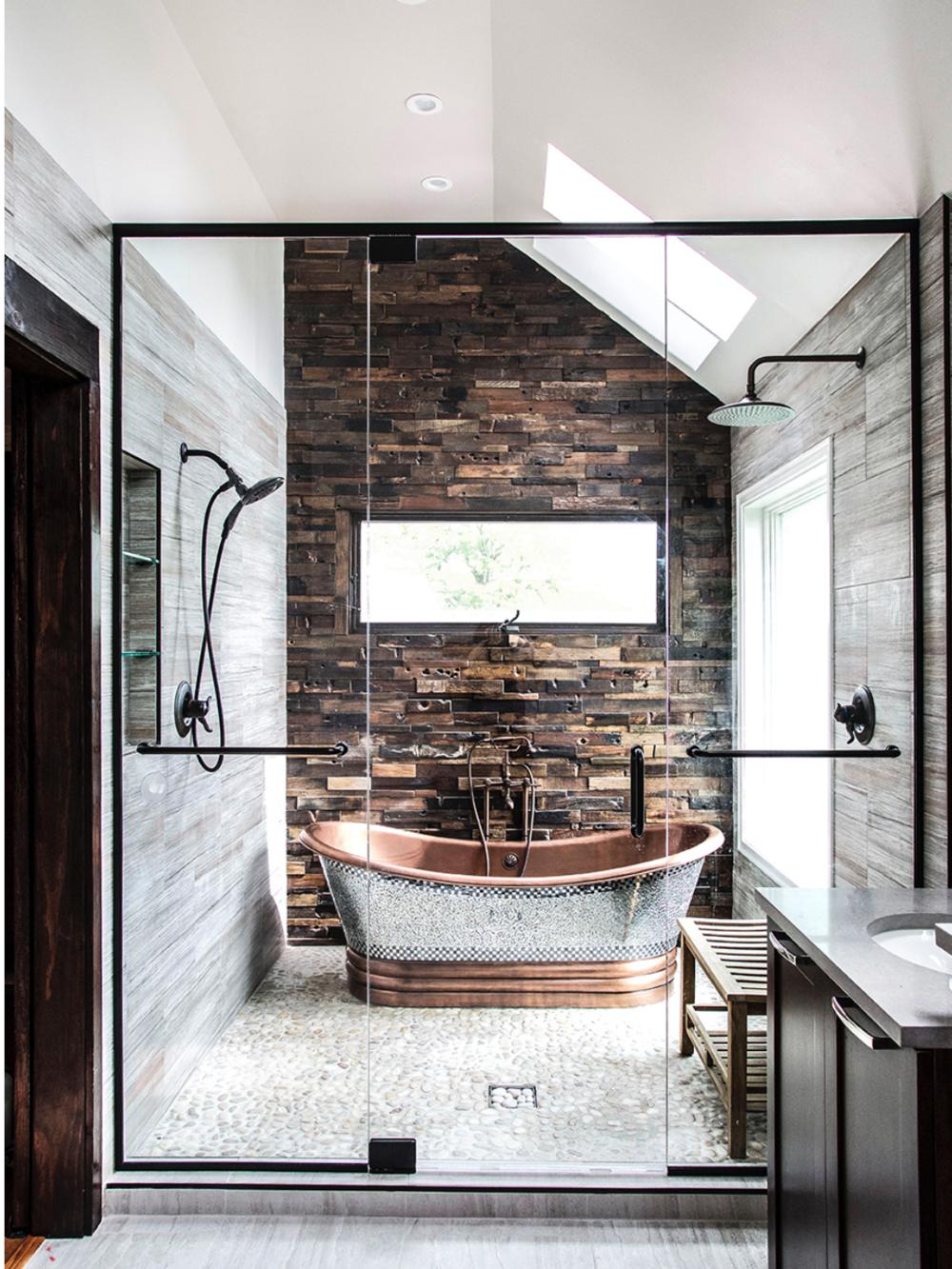 beautiful bathroom designs | The 15 Most Beautiful Bathrooms on Pinterest - Sanctuary ...
