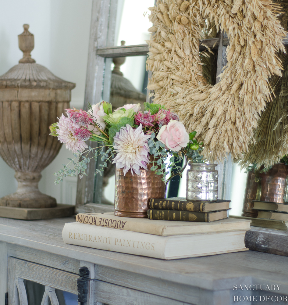 5 Minute Fall Decorating