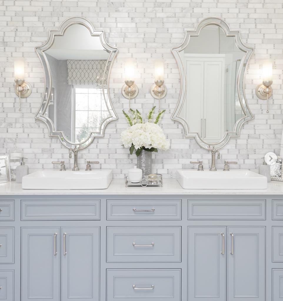 The 20 Most Beautiful Bathrooms on Pinterest   Sanctuary Home Decor