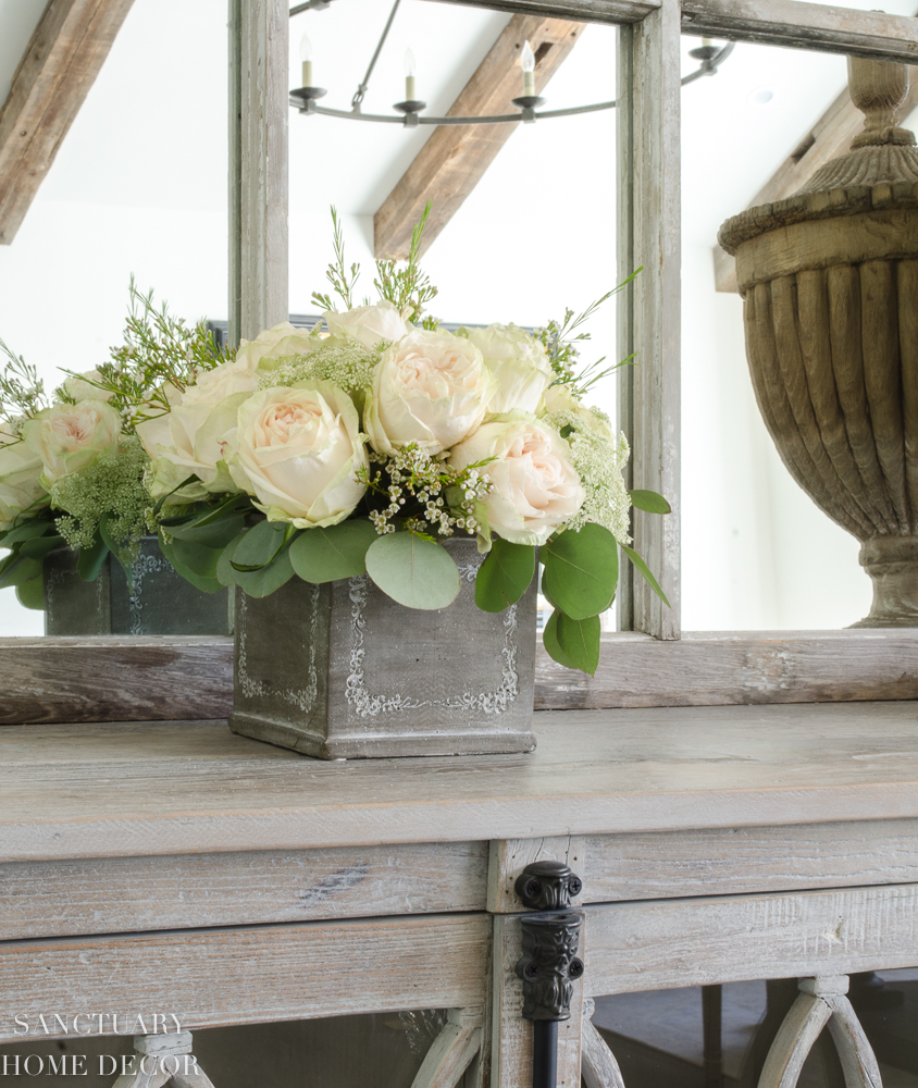 Make This Floral Arrangement In 3 Easy Steps Sanctuary