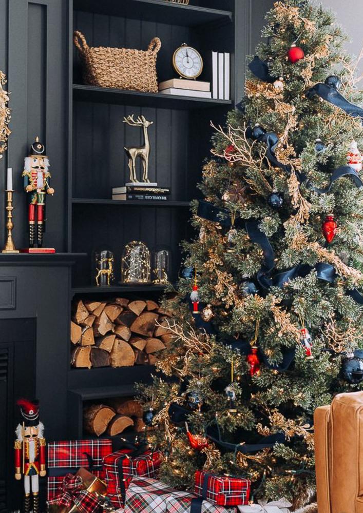 16 Inspiring Christmas Tree Decorating Ideas Sanctuary Home Decor