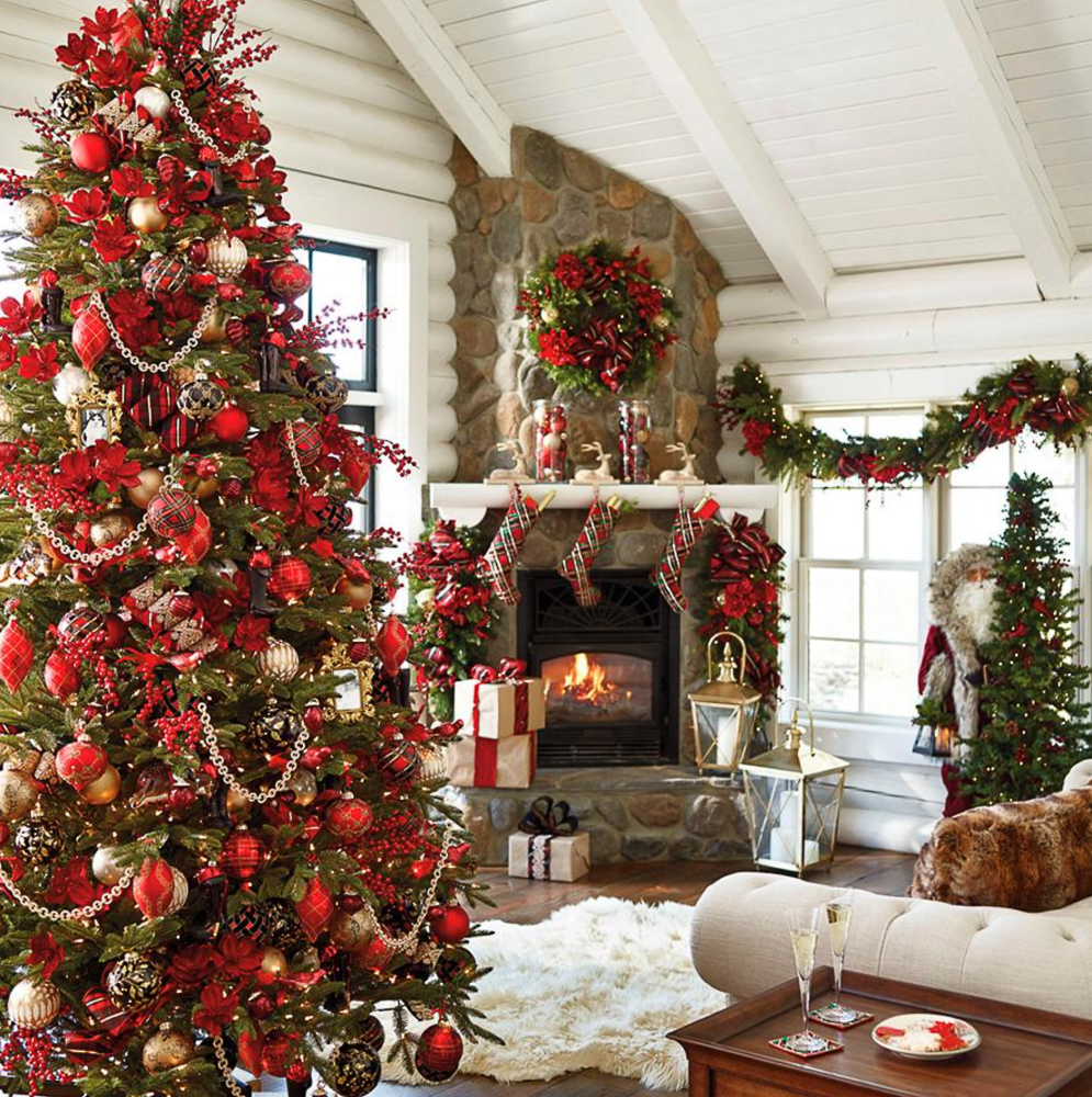 16 Inspiring Christmas Tree Decorating Ideas Sanctuary