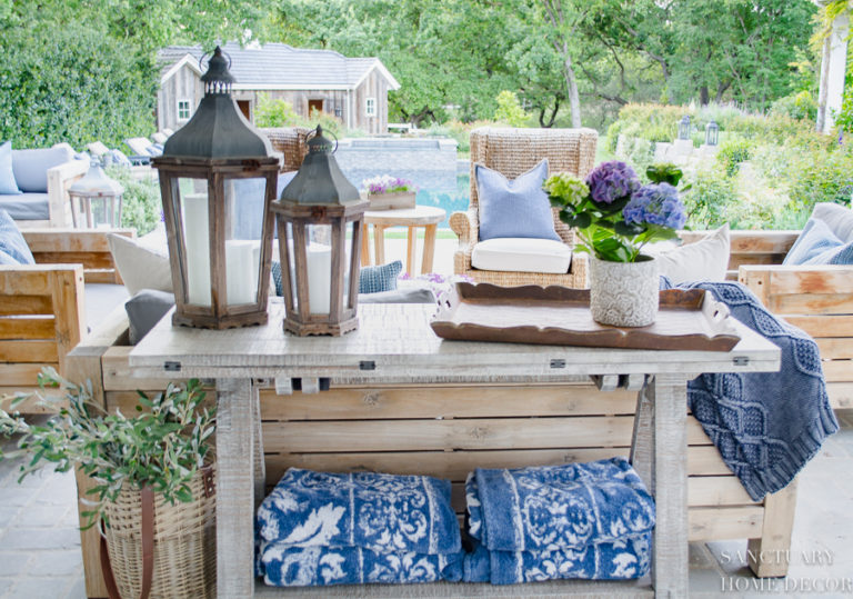 Easy Decorating Ideas for a Patio Makeover