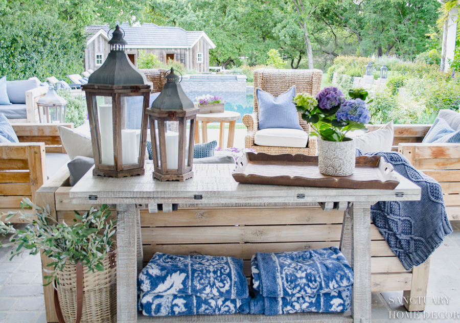 Easy Decorating Ideas For A Patio