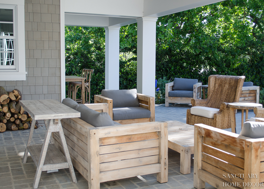 Easy Decorating Ideas for a Patio Makeover - Sanctuary Home ...