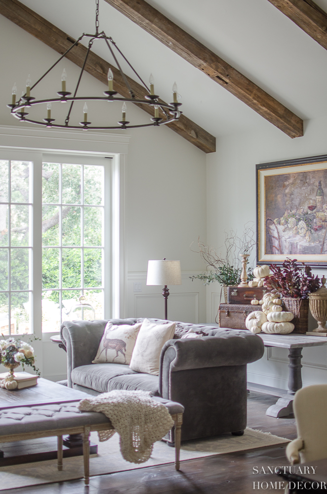 How To Express Your Fall Decorating Style Sanctuary Home Decor