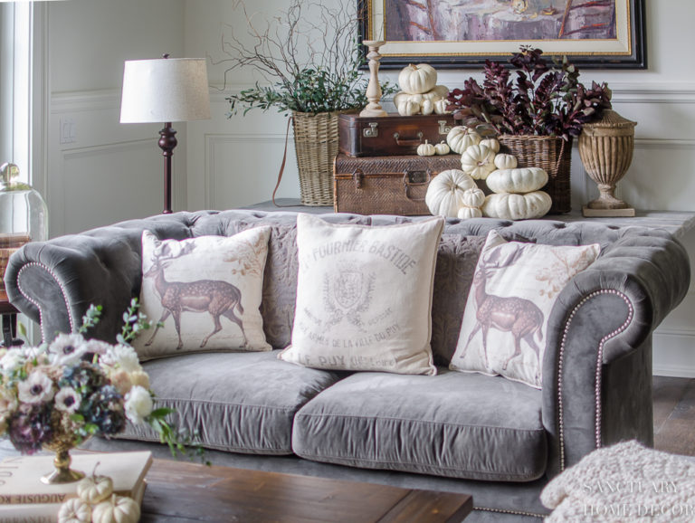 How to Express Your Fall Decorating Style