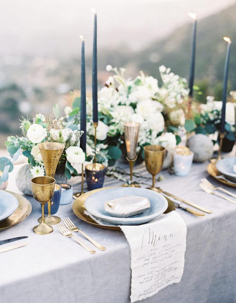 Best of Pinterest-Fall Table Setting Inspiration