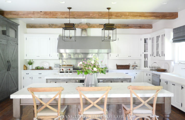 Before & After: Farmhouse Kitchen Remodel