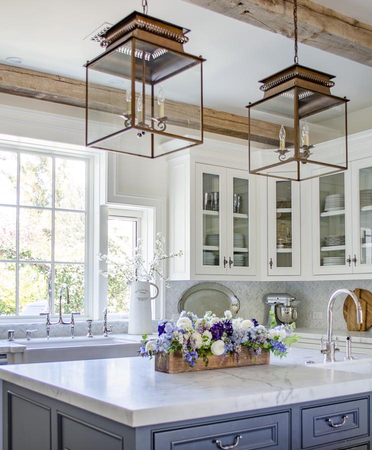25 Classic Farmhouse Light Fixtures Sanctuary Home Decor