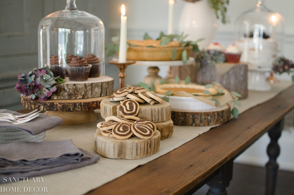 Tips For Creating A Beautiful Holiday Dessert Table Sanctuary Home