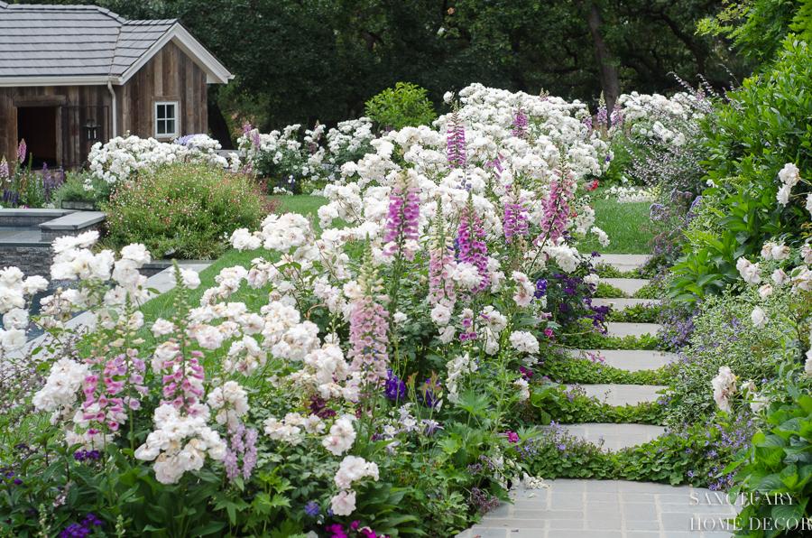 How To Create A Romantic English Garden Sanctuary Home Decor