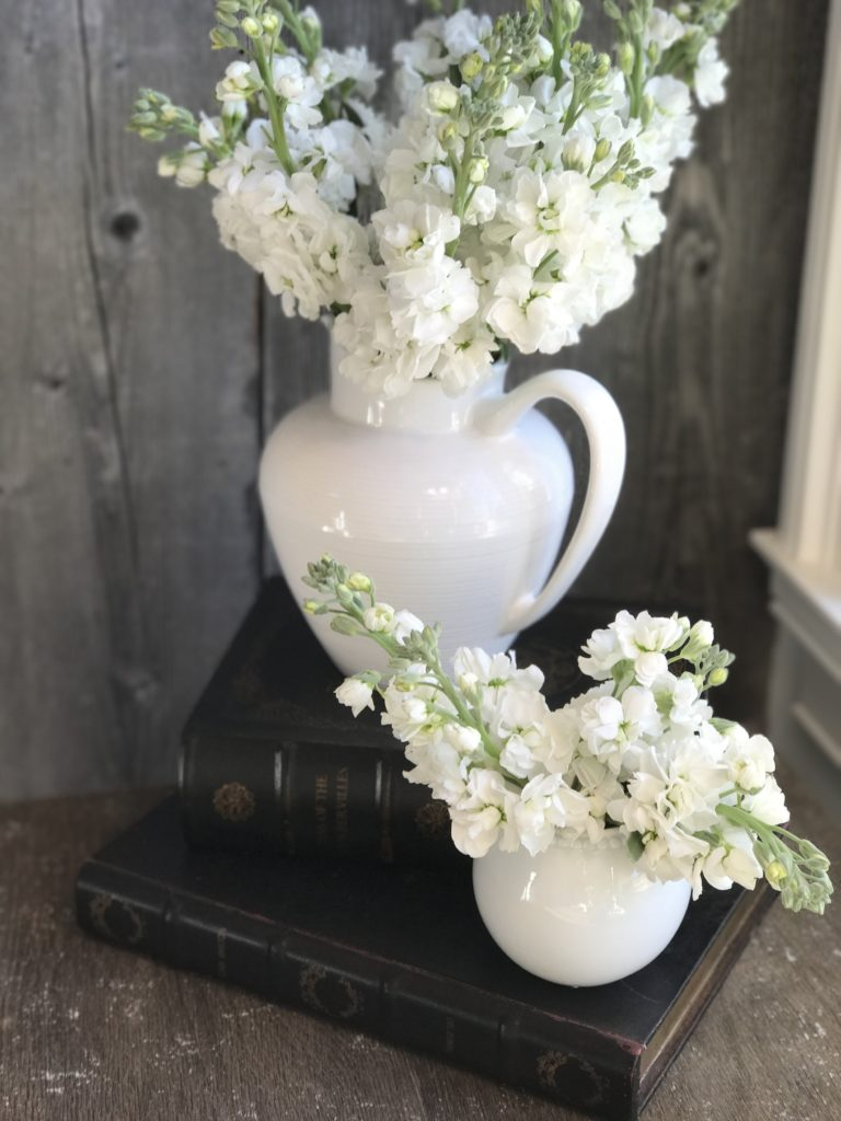 My Weekly Flower Arranging Ritual
