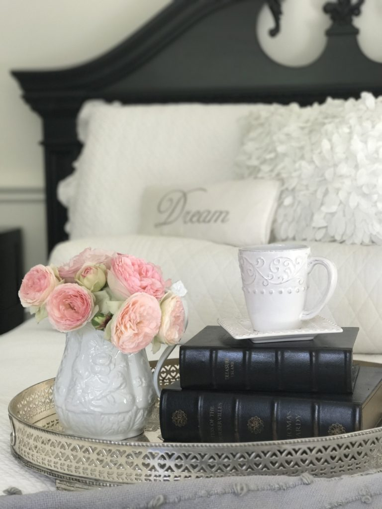 A Guest Bedroom Makeover for $140!