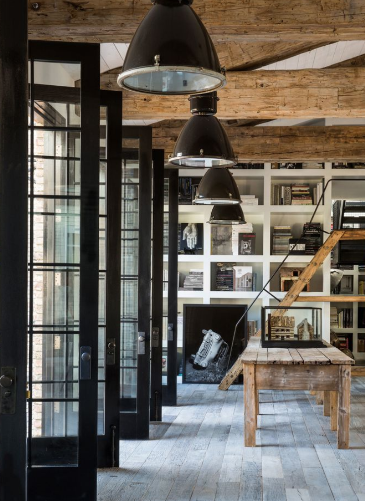 Inspiring Interior Designers-Diane Keaton