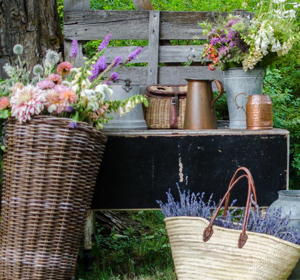 Outdoor Flower Studio