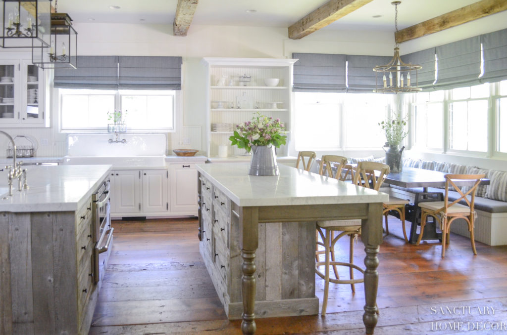 12 Ways to Use Reclaimed Wood in Your Home - Sanctuary Home