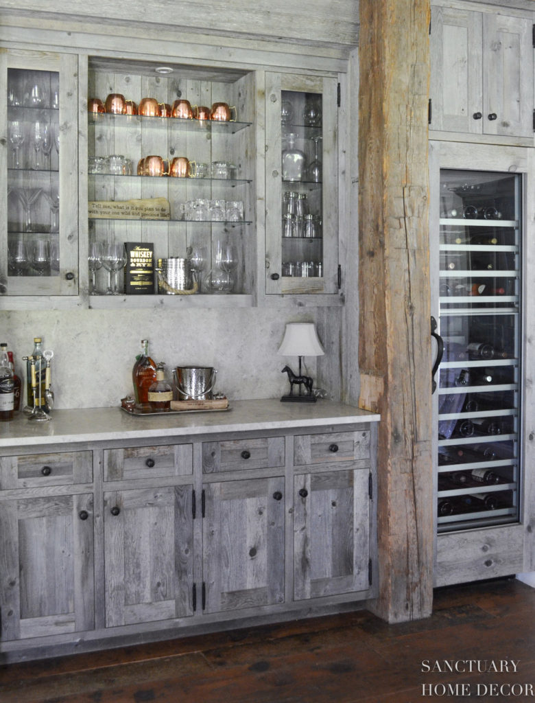 12 Ways To Use Reclaimed Wood In Your Home Sanctuary Home