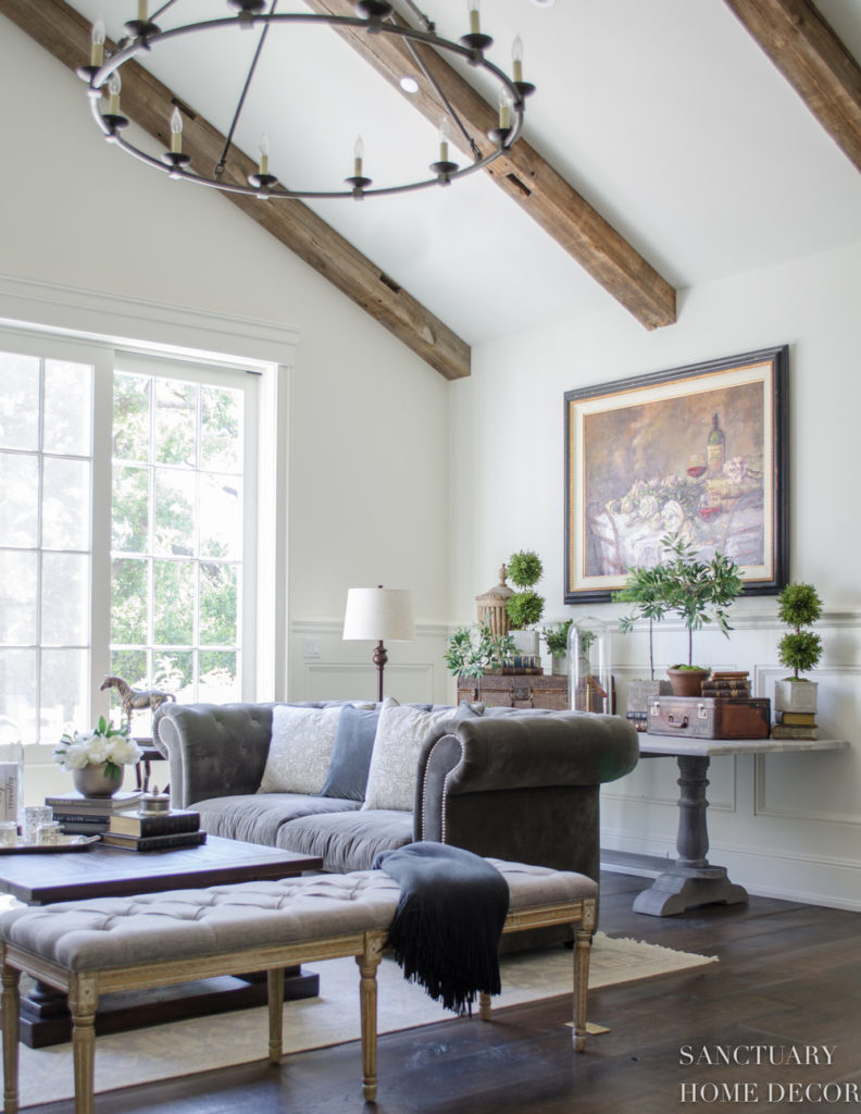 12 Ways to Use Reclaimed Wood in Your Home - Sanctuary Home Decor