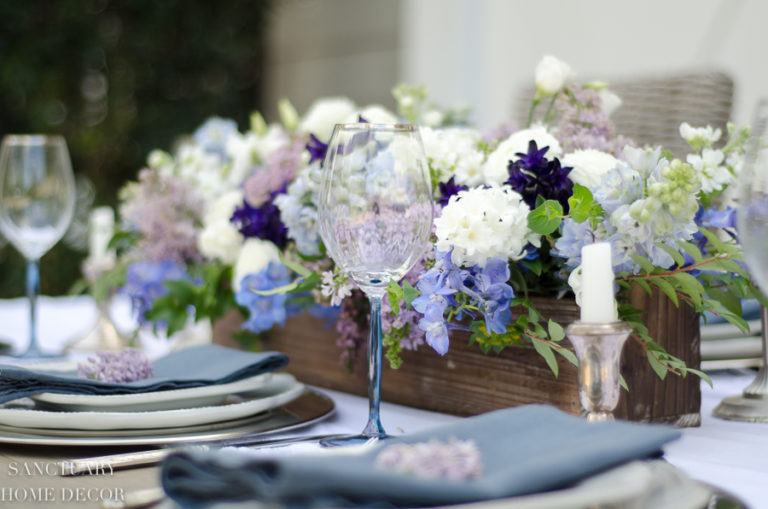 8 Tips to Set A Beautiful Spring Table