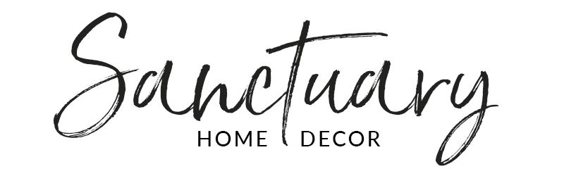 Sanctuary Home Decor-Logo