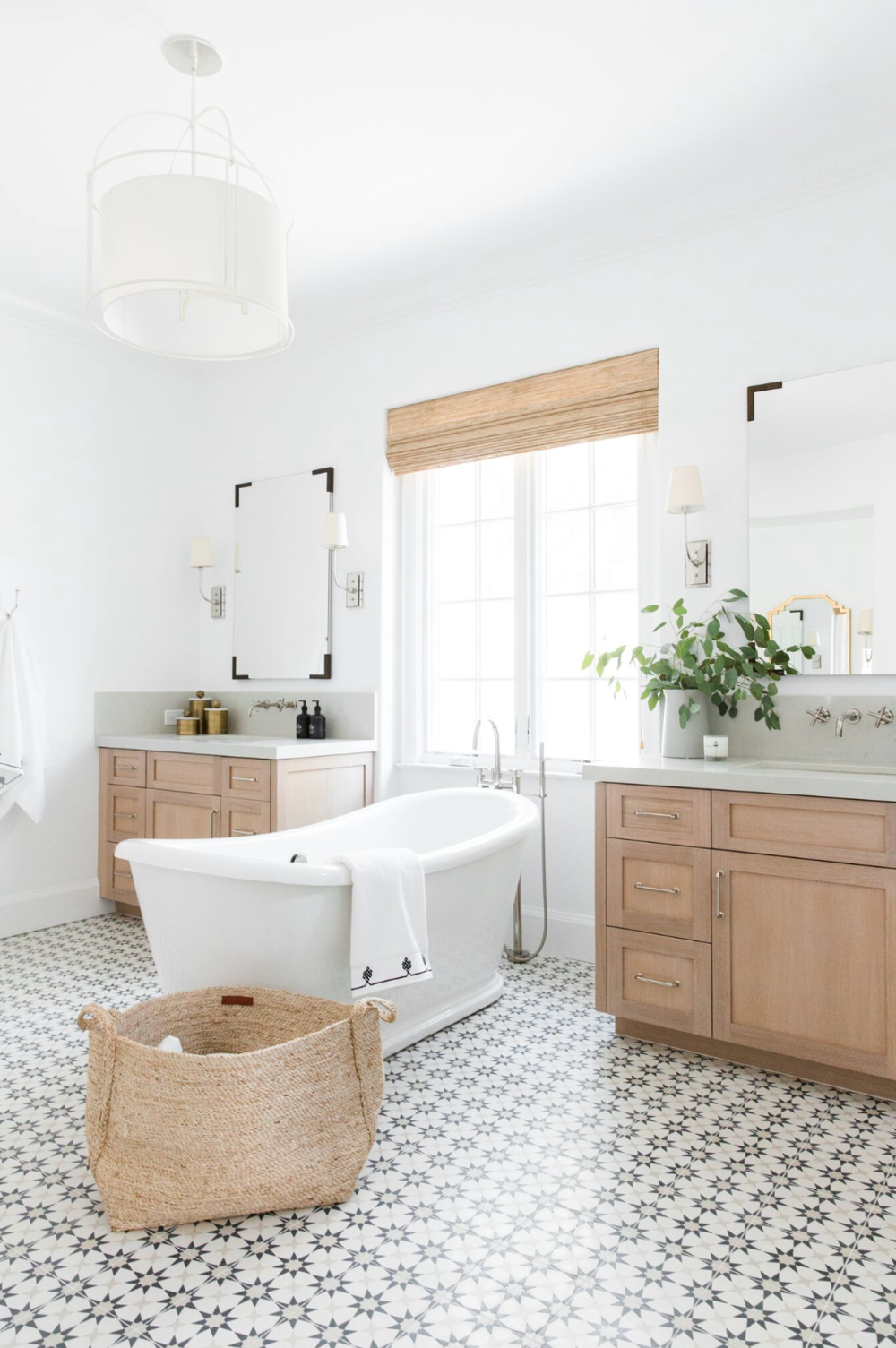 House Tour Master Bath: The 15 Most Beautiful Bathrooms On Pinterest