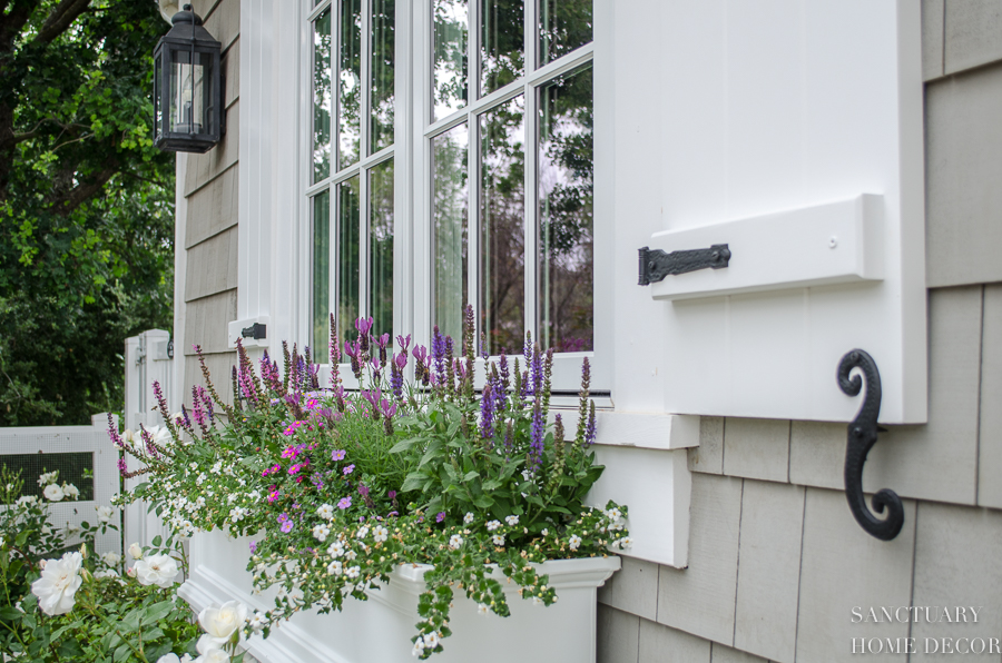 How Window Shutters And Planter Boxes Transformed The Exterior Of My