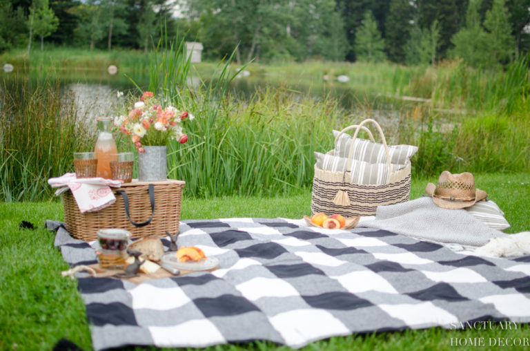 4th of July Ideas + The Ultimate Picnic Guide