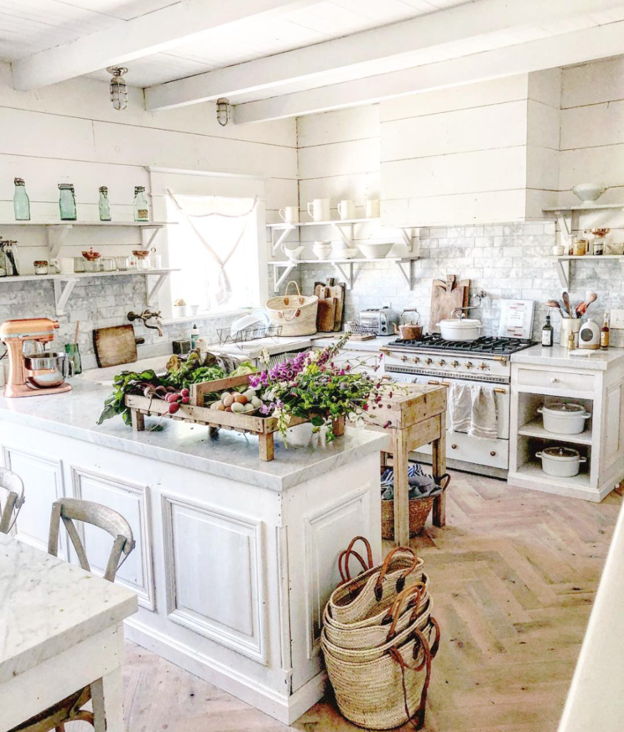 The 15 Most Beautiful Kitchens On Pinterest Sanctuary Home