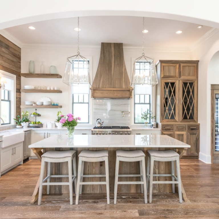 The 15 Most Beautiful Kitchens on Pinterest