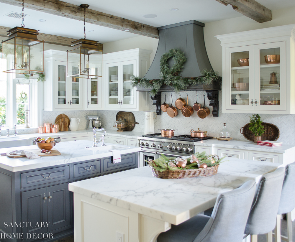 Holiday Home Tour - Rustic, Elegant, Neutral - Sanctuary ...