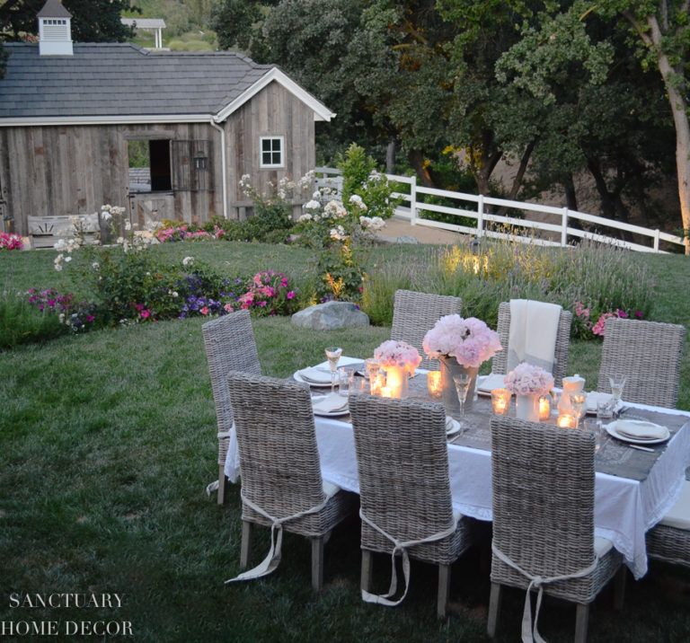 How to Plan an Extraordinary Outdoor Party