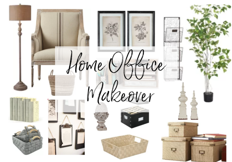 Home Office Makeover: Planning & Inspiration Boards