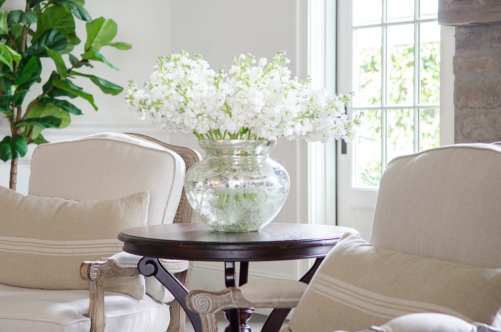 Light and Bright family room refresh in 5 easy steps