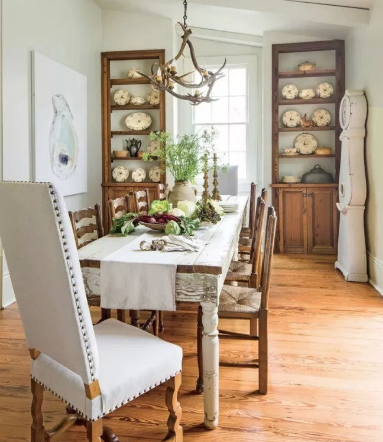 The 15 Most Beautiful Dining Rooms on Pinterest ... on Beautiful Room  id=60032