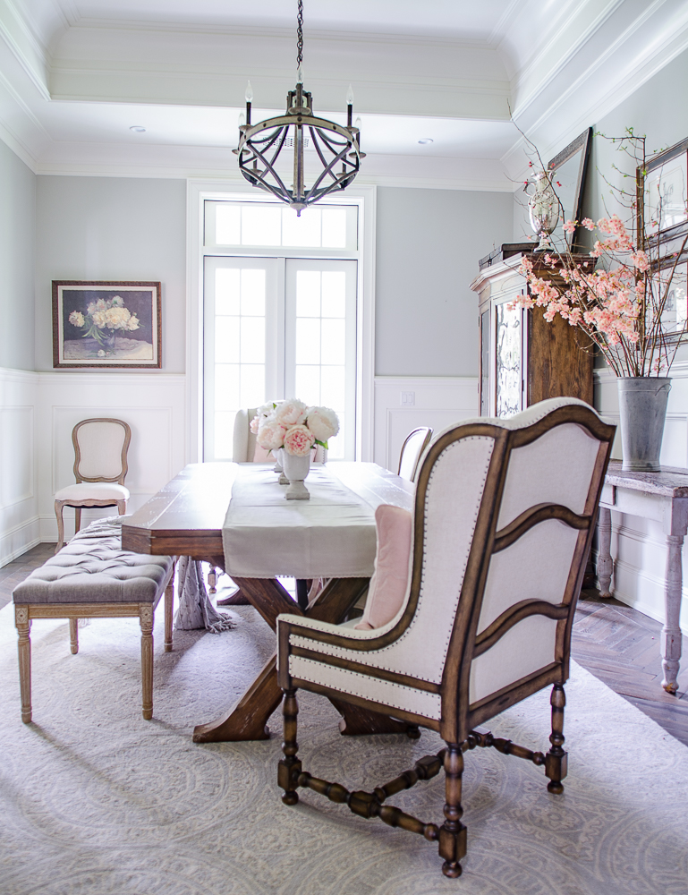 Overall It Is Just The Right Amount Of Color, Yet Still Quite Soft And  Subtle For Early Spring Decorating!