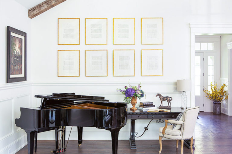 How to Create a Gallery Wall Using Art Prints