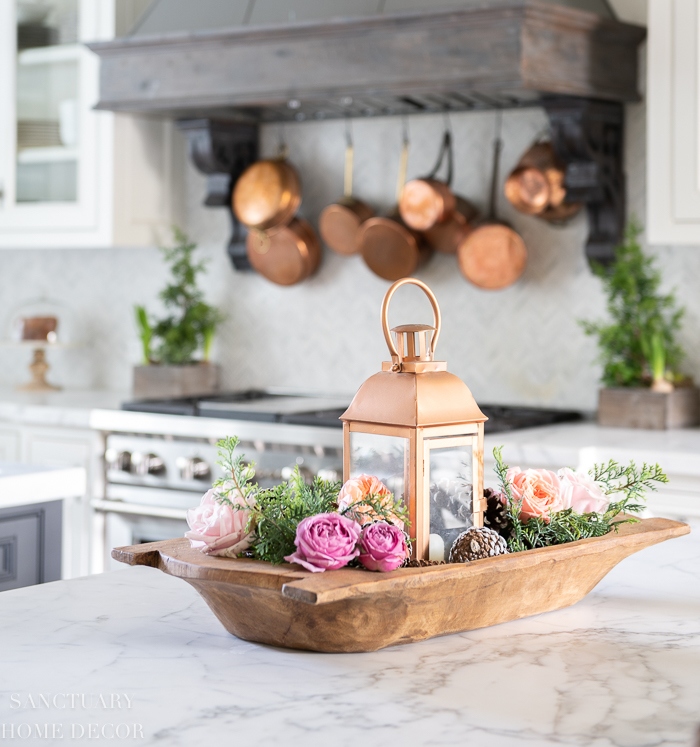 How To Style A Dough Bowl For Every Season