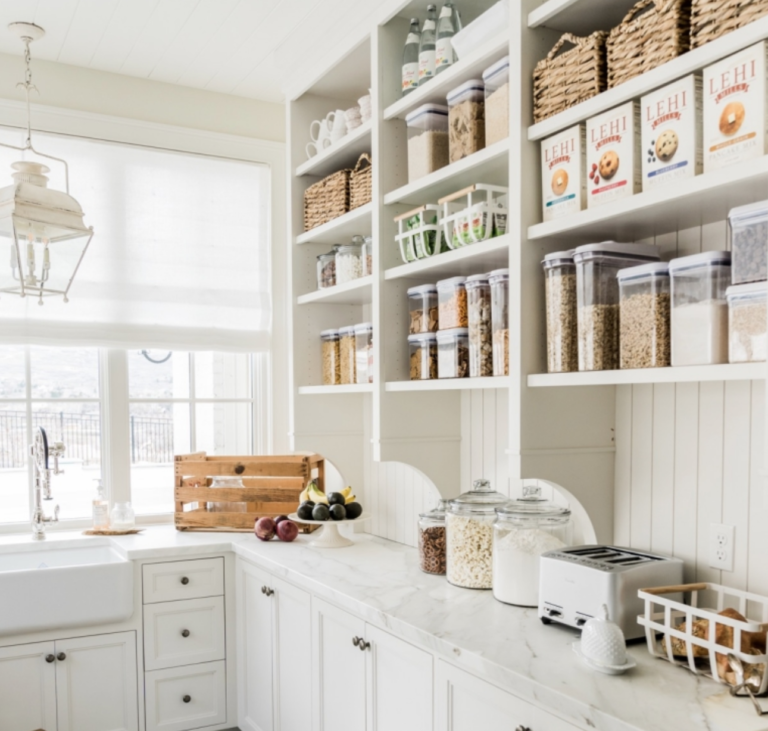 The 15 Most Inspiring Pantry Designs On Pinterest
