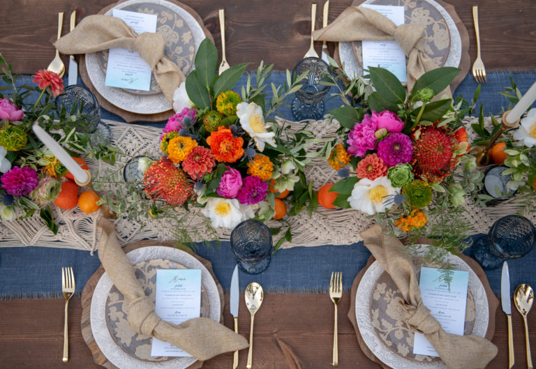 Easter Table Settings and More
