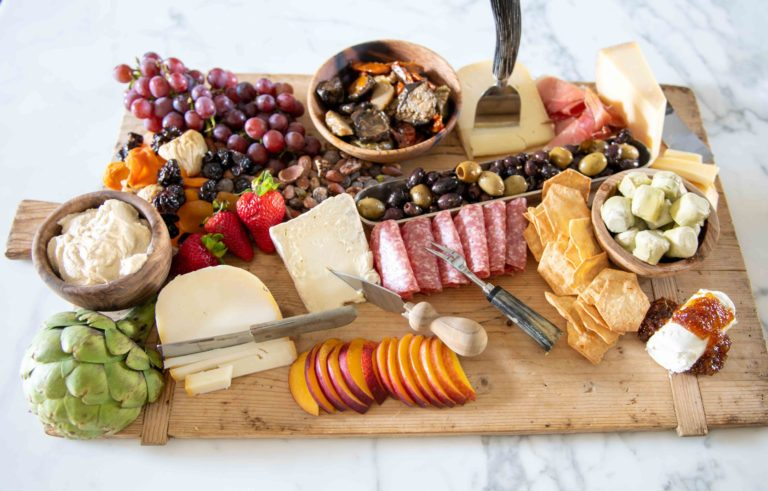 Entertaining 101 – How to Make A Mediterranean Cheese Board