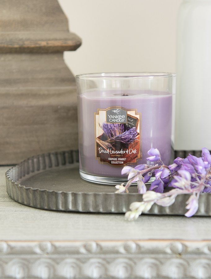 Yankee candle - scented candle