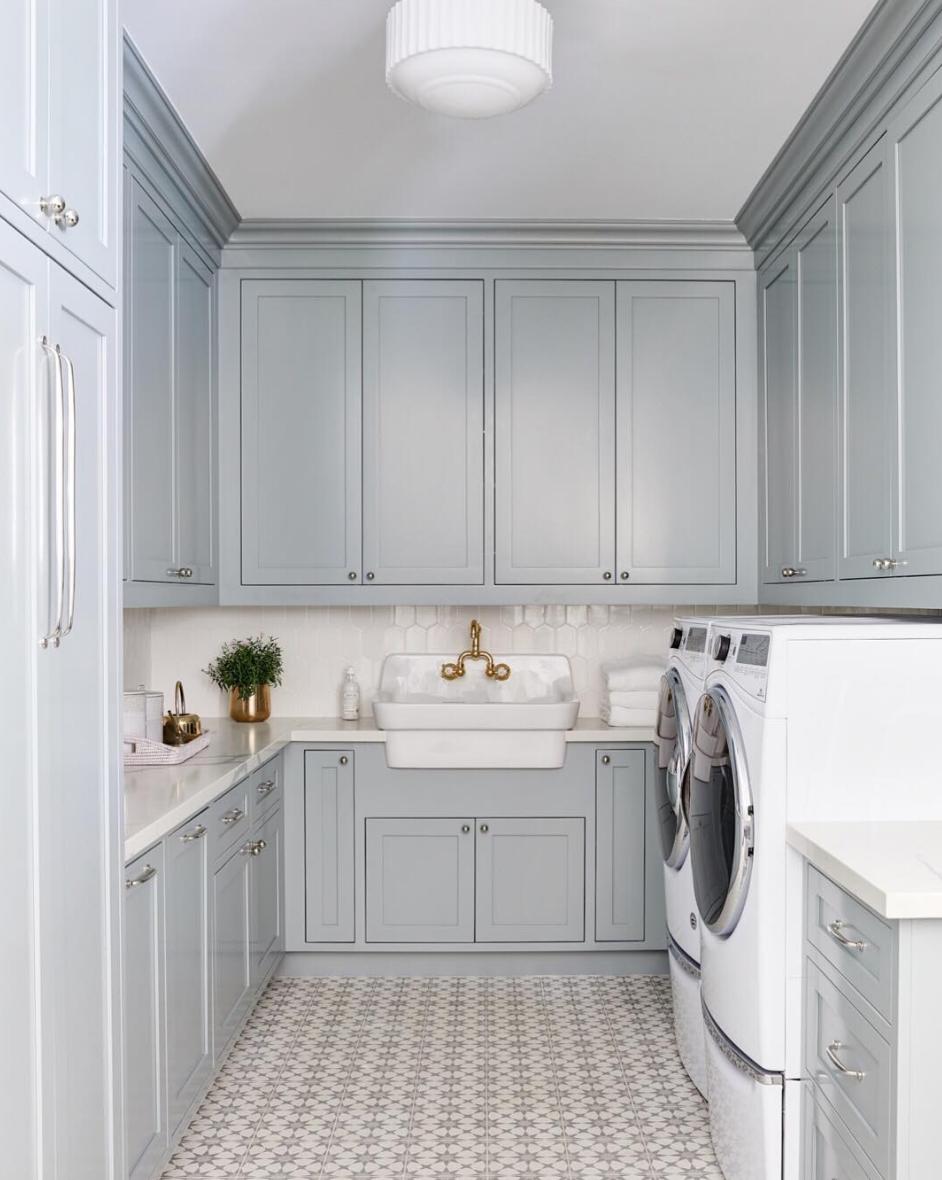 23 Inspiring Laundry + Mudroom Design Ideas - Sanctuary Home Decor