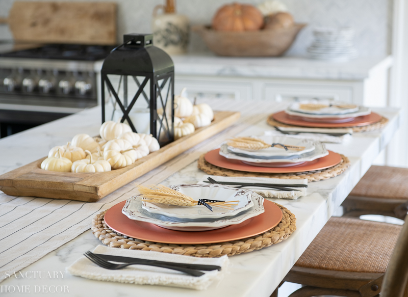 Fall Table Decorating Inspiration