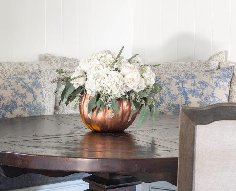 How to Make a Fall Flower Arrangement