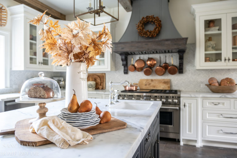 Warm and Cozy Fall Home Tour