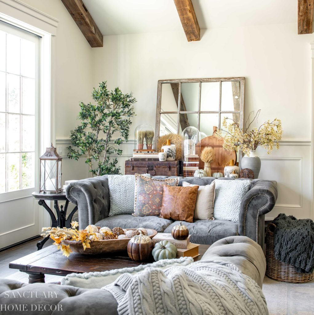 4 Simple Fall Decorating Ideas For Any Room - Sanctuary Home ...