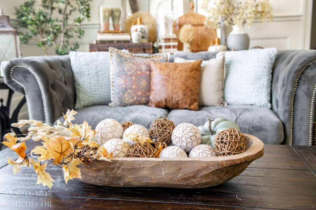 4 Simple Fall Decorating Ideas For Any Room Sanctuary Home Decor
